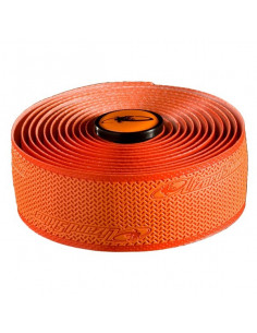 Styrband Lizard Skins DSP, 56g/paret, inkl. styrpluggarna orange 2,55 mm