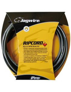 Växelwire set Ripcord, SRAM/Shimano MTB, teflon behandlad, komplett svart