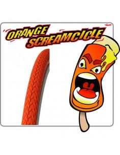 Däck Duro Fixie Vikbart orange 24-622