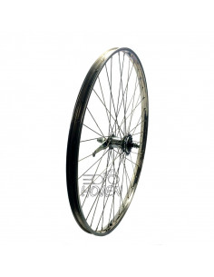 Hjul bak 622-20 rostfri 0vxl, RD/Shimano® 36h 293mm eker
