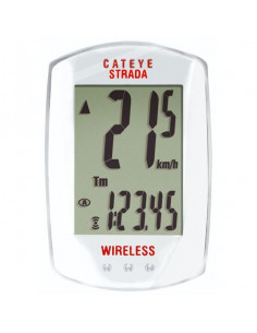 Dator Cateye CC-RD300W, Strada, trådlös vit