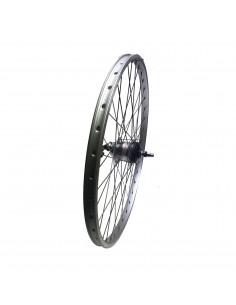 Hjul bak 622-19 db/sv Nexus®7, RD/Shimano® 36h 276mm eker