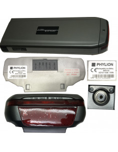 Batteri Phylion, walle-s 37 volt 10Ah