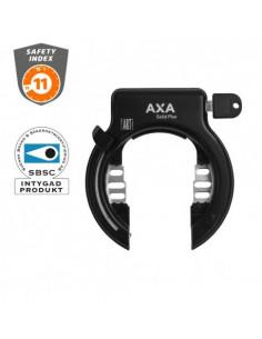 Ringlås AXA Solid Plus, Svart