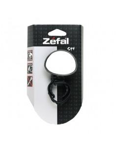 Backspegel Zefal Spy Snap on montering med gummirem svart