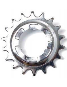 Shimano Kedjekrans 16t, 3/32, silver, 2.3mm offset