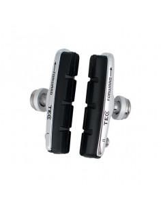 Bromsklotsar racer 55mm gäng, TEC cartridge kompatibla med Shimano® och andra br