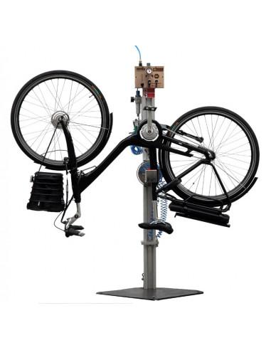 Prima Pneumatiskt mekställ - Bike Repair Stand - Cykelställ MX-98