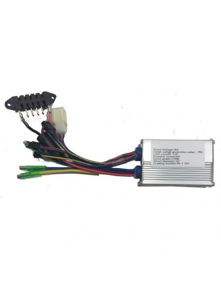 Kontrollbox 36V/13A