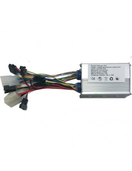 Kontrollbox 36V/11A - max 27 km/h