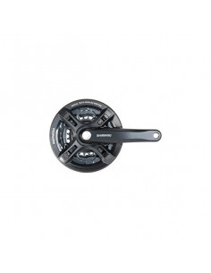 Vevparti Shimano, Tourney 170 mm, 7-8 delat svart 42-32-22T