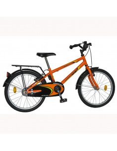 "DHS KID RACER 20"", 0-vxl, ORANGE"