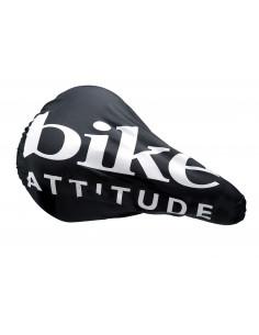 Sadeltäcke Bike Attitude Comfort, Svart