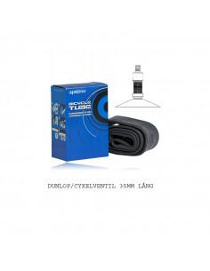 SLANG 20 32/47-406/451 CV, DUNLOP/CYKELVENTIL 20X1 3/8-20X1.75X2