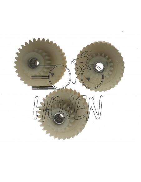 CLUTCH, RD/för phylion 2015- rullbromsmotor