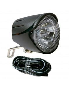 Framlampa UNION LED navdynamo 1x LED 20 LUX