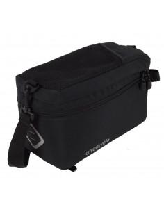 ZAP EASY Top Bag, black, AVS, WR. , SVART, 11,5L