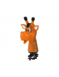 XLC Horn HO-T01Kids horn Giraffe, For handle bar