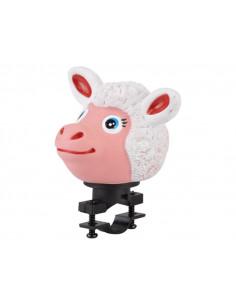 XLC Horn HO-T01Kids horn Sheep, For handle bar mounting