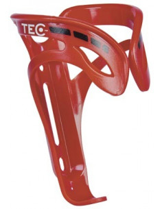 Flaskställ plast röd, TEC vikt: 40 g