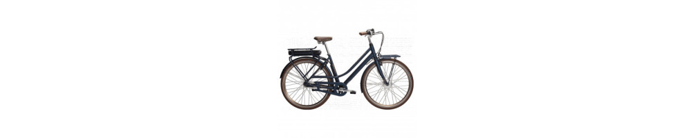 El-cyklar