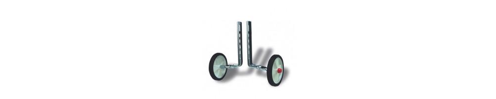 Stödhjul & Ledstång